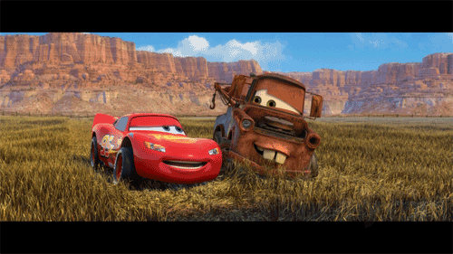 Input Cars 2 bluray disc - screenshot